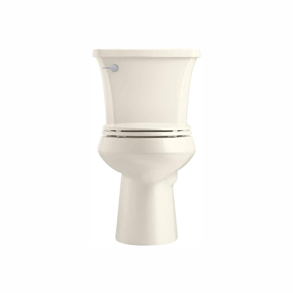 Phenomenal Kohler Highline Arc The Complete Solution 2 Piece 1 28 Gpf Single Flush Elongated Toilet In Biscuit Slow Close Seat Included Squirreltailoven Fun Painted Chair Ideas Images Squirreltailovenorg