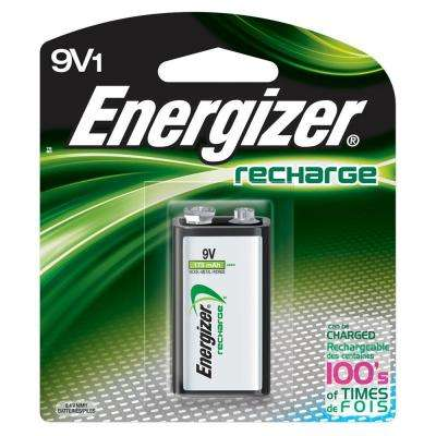 9-Volt Rechargeable Battery