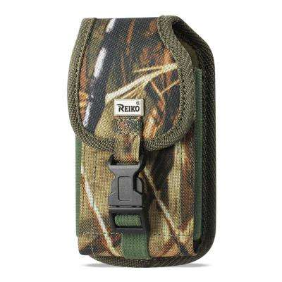 Medium Vertical Rugged Holster in Camouflage