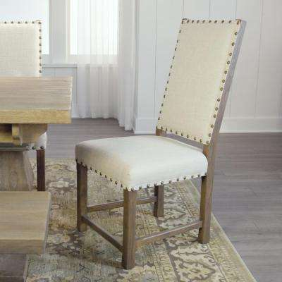 Home Decorators Collection Andrew Antique Grey Dining Chair (Set of 2)