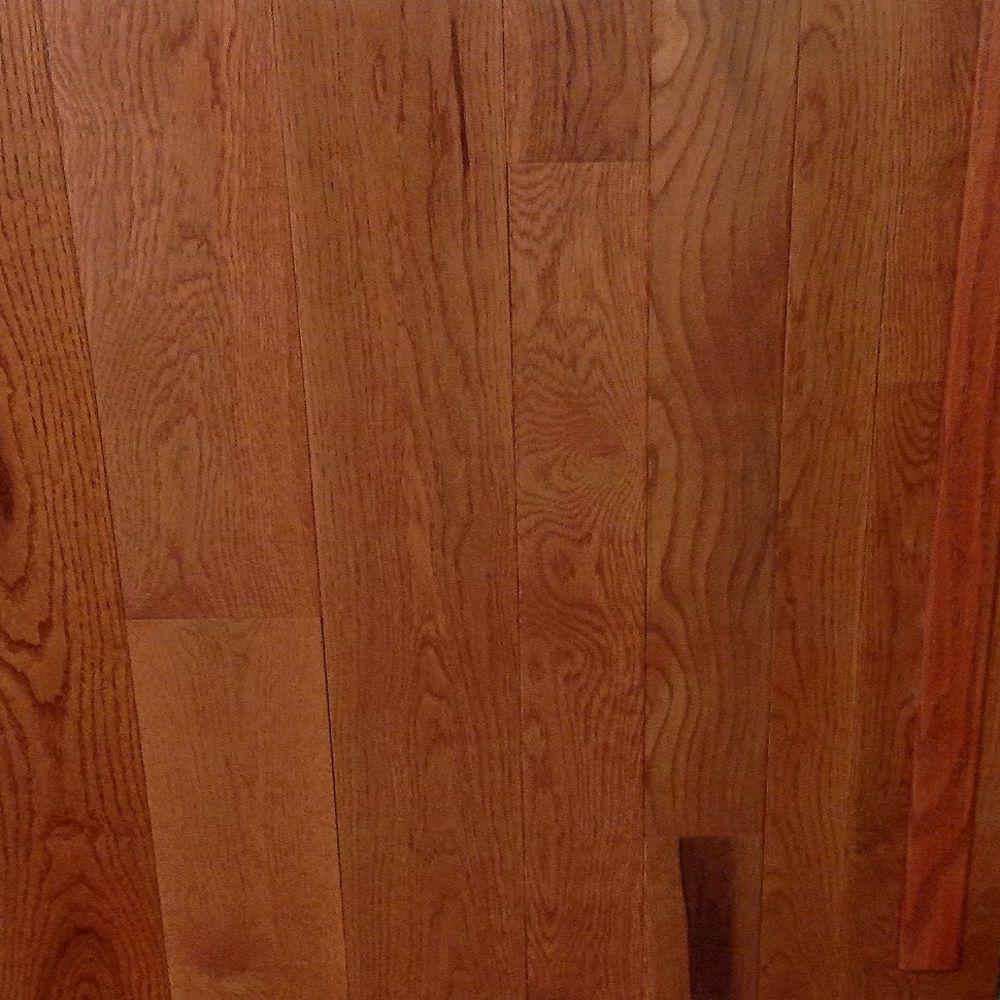 Innovations Rio Brazilian Walnut Laminate Flooring - 5 in. x 7 in. Take Home Sample
