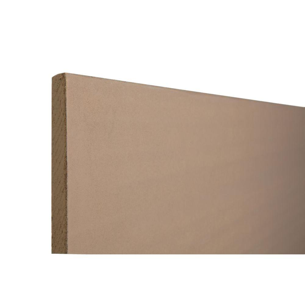 7 16 In X 12 In X 192 In Composite Primed Smooth Lap Hardboard Siding 34008 The Home Depot