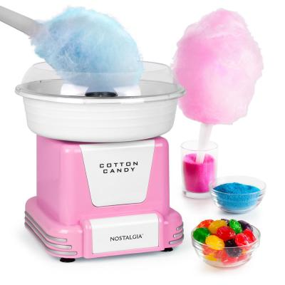 Retro Hard and Sugar-Free Candy Cotton Candy Maker
