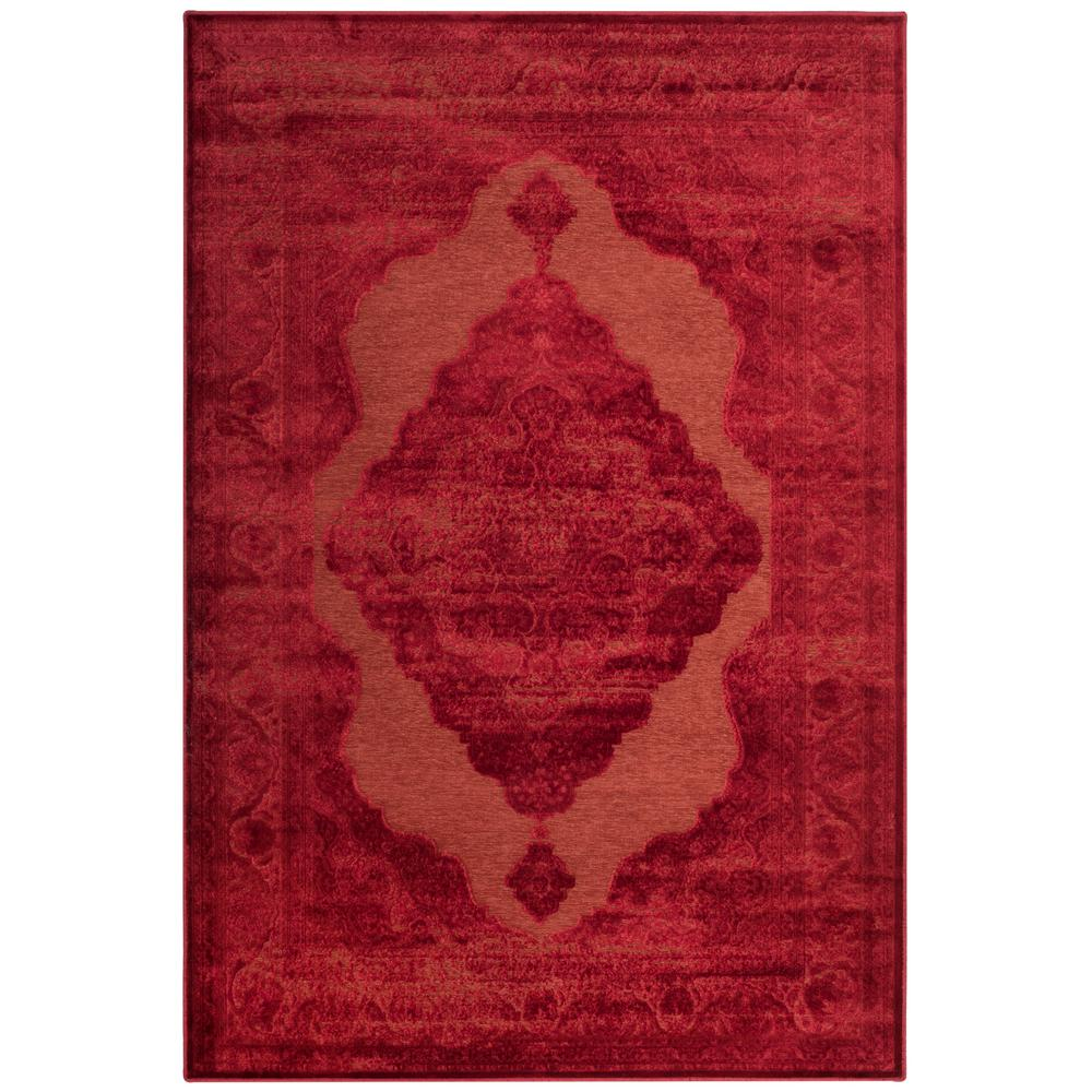 Paradise Red 5 ft. 3 in. x 7 ft. 6 in.