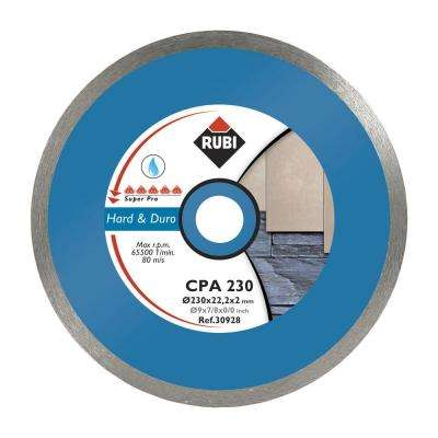CPA 10 in. Superpro Stone Blade