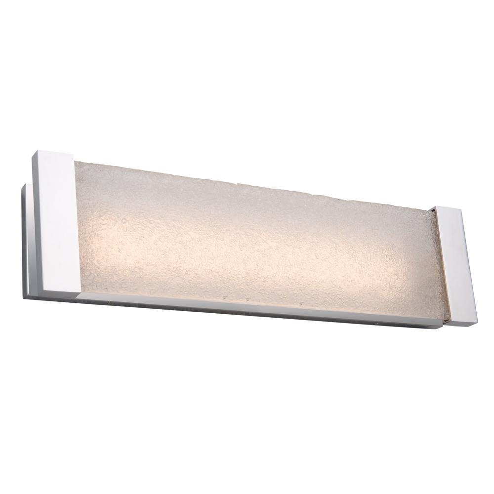 1-Light Brushed Nickel Sconce