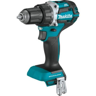 18-Volt LXT Lithium-Ion Brushless Cordless 1/2 in. Driver-Drill (Tool Only)