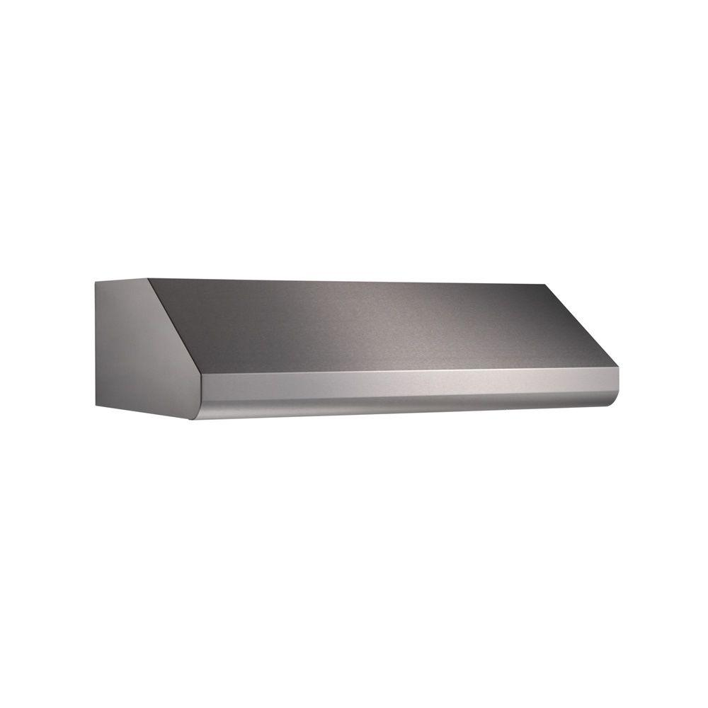 Genial Broan Elite E64000 42 In. Convertible Range Hood In Stainless Steel