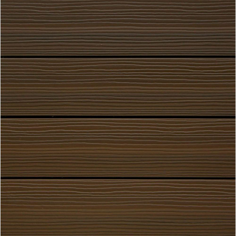 Newtechwood Ultrashield 1 Ft X 1 Ft Quick Deck Outdoor