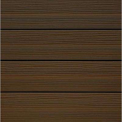 UltraShield 1 ft. x 1 ft. Quick Deck Outdoor Composite Deck Tile in Spanish Walnut (10 Tiles / Case)