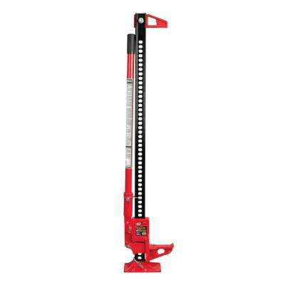 48 in. 3 Ton Farm Jack