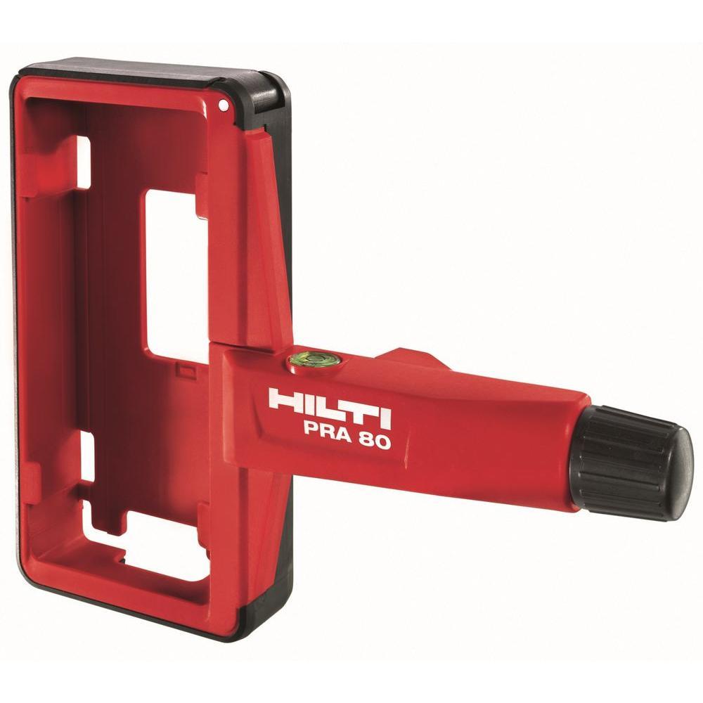 Hilti PRA 80 Laser Receiver Holder