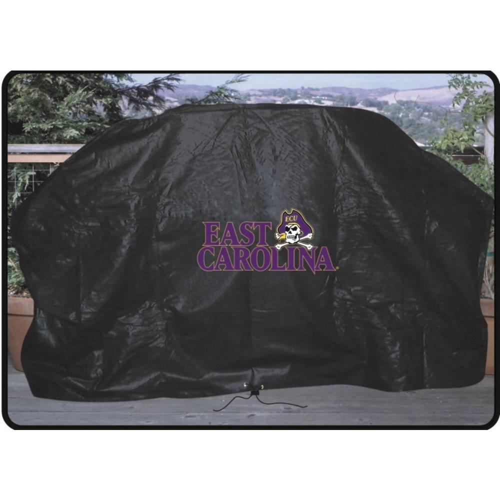 seasonal designs 59 in  ncaa east carolina grill cover