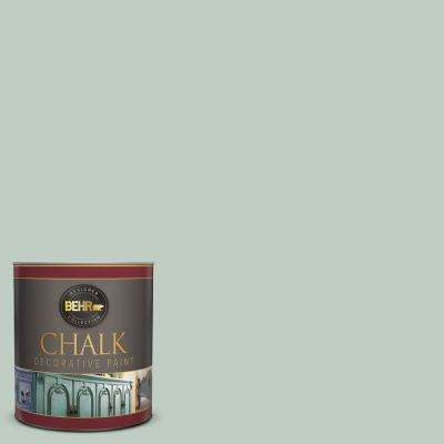 1-qt. #BCP26 Ice Water Interior Chalk Finish Paint