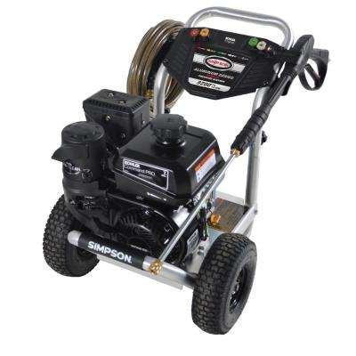 Aluminum Series 3,200 PSI 2.8 GPM Gas Pressure Washer