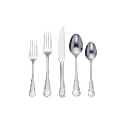 StyleWell 20-Piece Stainless Steel Classic Flatware Set (Service for 4)