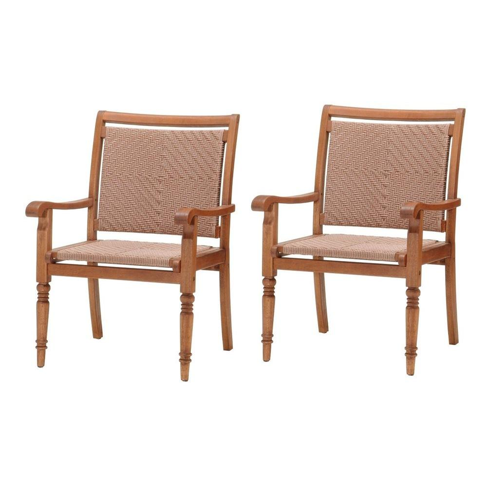Thomasville Palmetto Estates Patio Dining Chair (Set of 2)-DISCONTINUED