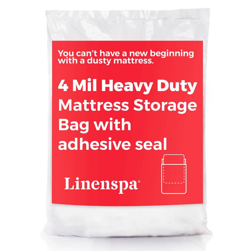 Linenspa Queen Heavy Duty Mattress Storage Bag