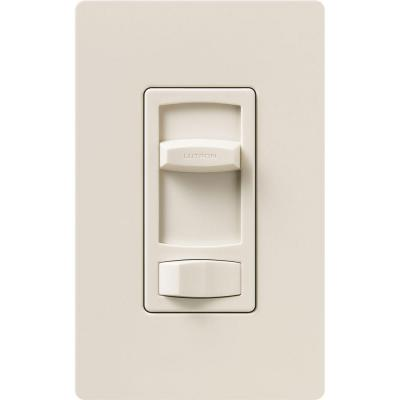 Skylark Contour 600-Watt 3-Way Eco-Dim Dimmer - Light Almond