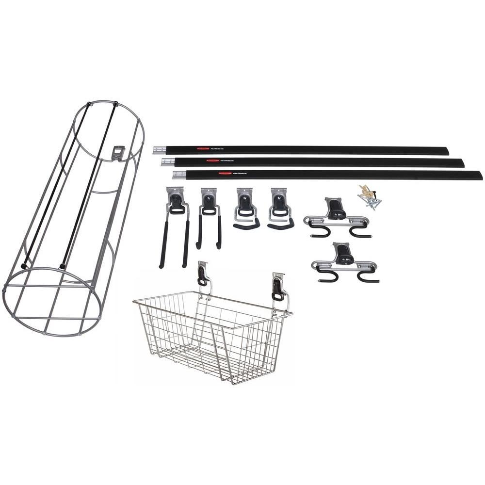 FastTrack Garage Storage Sports and Activity Kit (14-Piece)