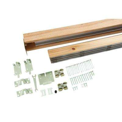 36 in. Pocket Door Frame Set
