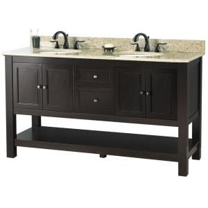 Home Decorators Collection Gazette D Double Bath Vanity
