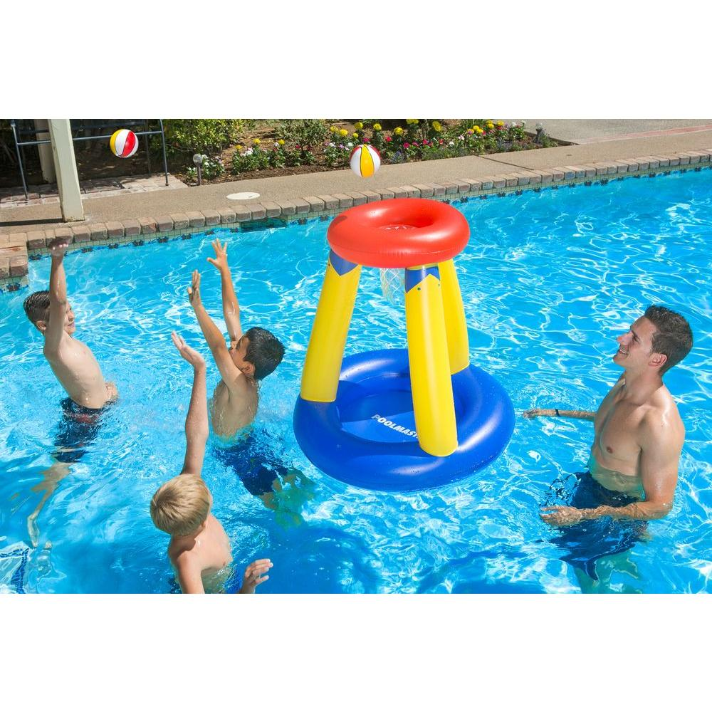 Super Water Basketball Pool Game