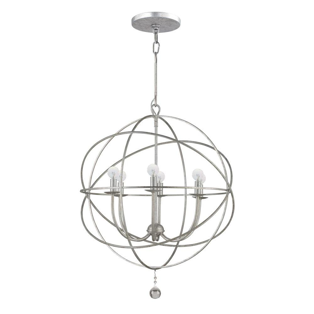 Home Decorators Collection Solaris Collection 6-Light Old...