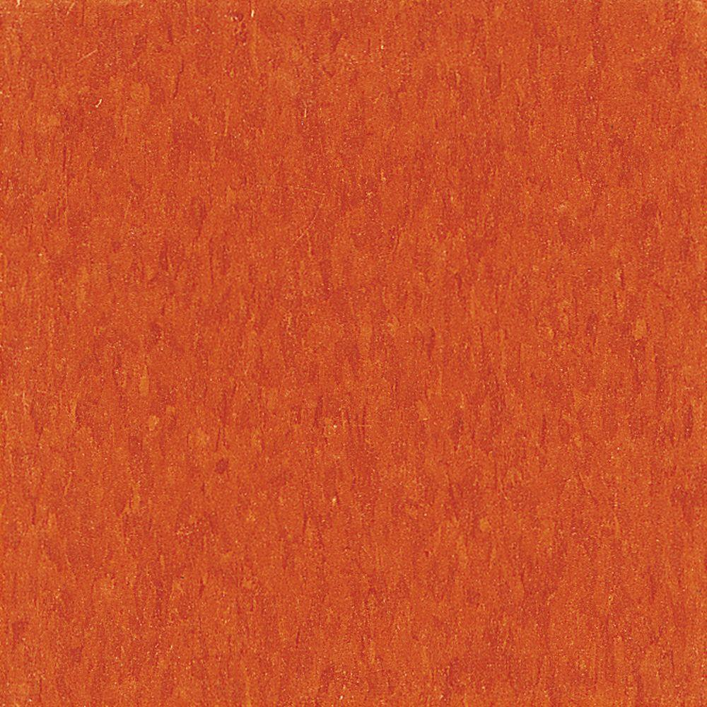 Armstrong Imperial Texture Vct 12 In X 12 In Pumpkin