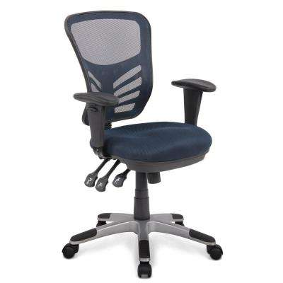 Brighton Office Chair in Blue