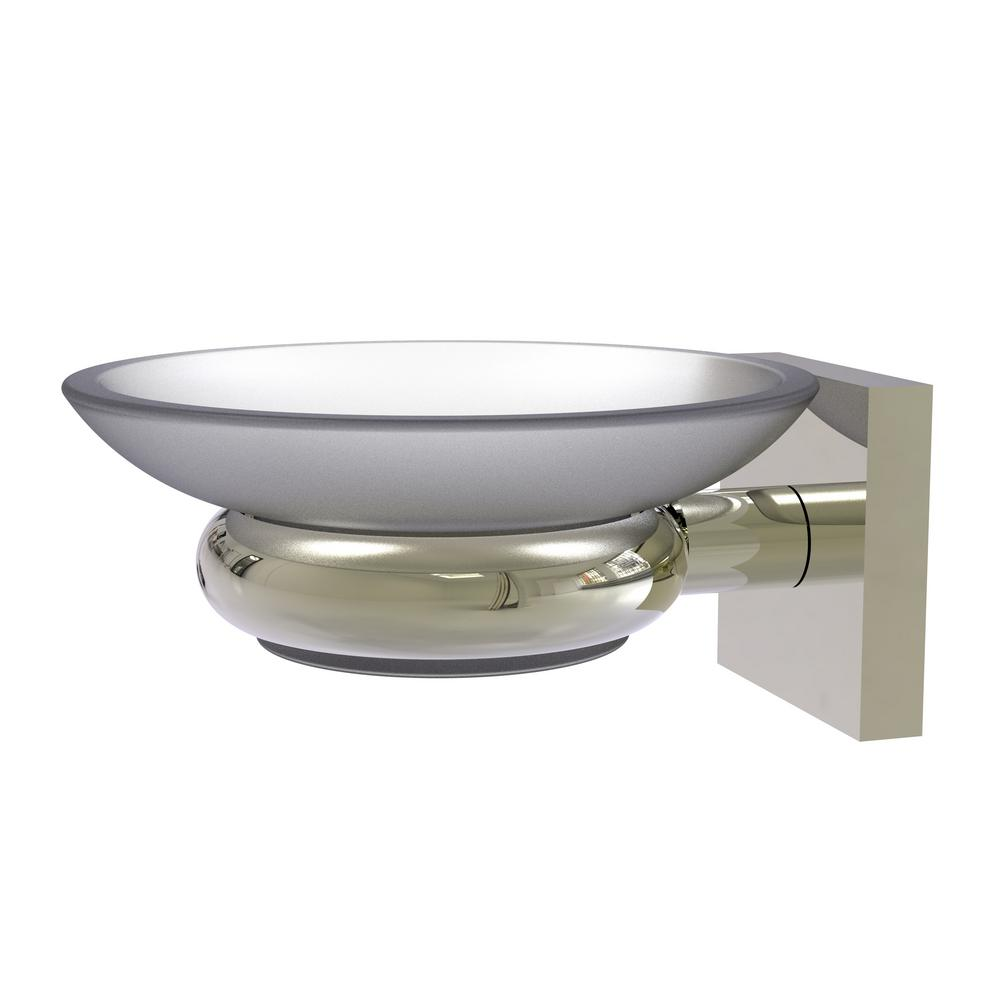 Allied Brass Montero Collection Wall Mounted Soap Dish In