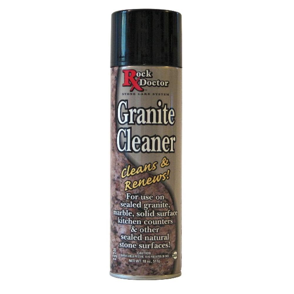 null 18 oz. Granite Cleaner