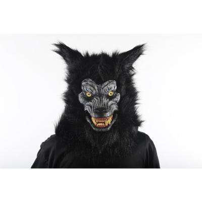 18.5 in. Animalistic Masks-Werewolf  sc 1 st  Home Depot & Halloween Costumes - Halloween Decorations - The Home Depot