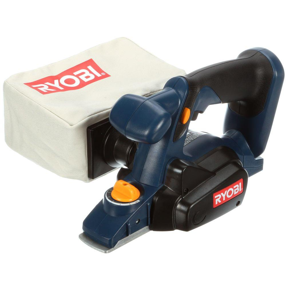 Ryobi ONE+ 18-Volt 1-1/2 in. Cordless Hand Planer (Tool Only)