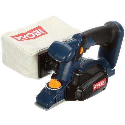 ONE+ 18-Volt 1-1/2 in. Cordless Hand Planer (Tool Only)
