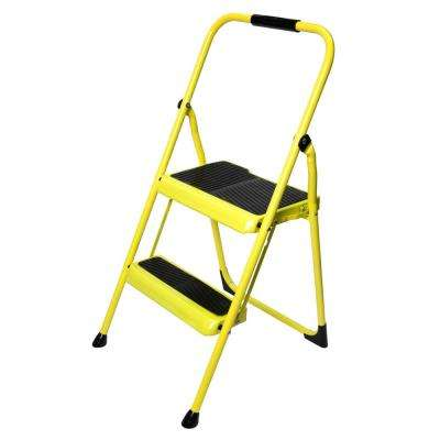 2 Step Steel Step Stool Type II