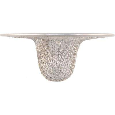 2-3/4 in. Tub Stainless Steel Mesh Strainer