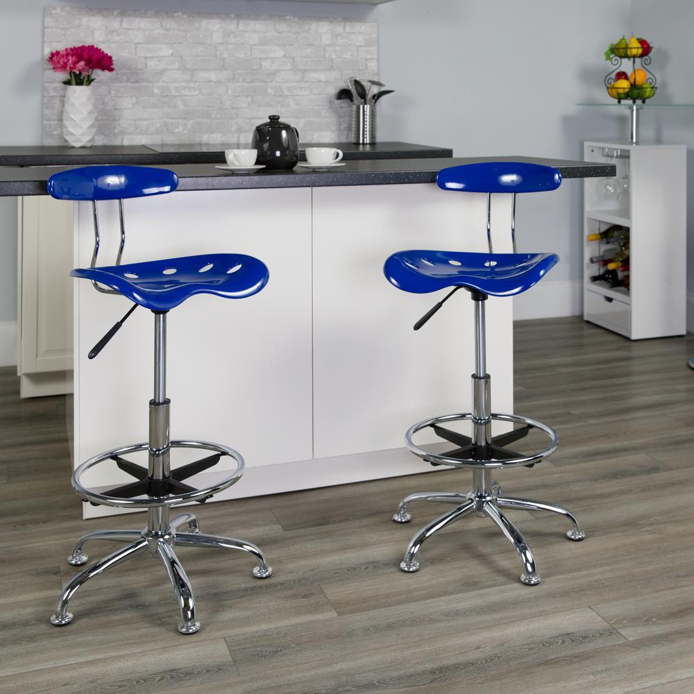 Pleasant Nautical Blue Office Chairs Home Office Furniture The Uwap Interior Chair Design Uwaporg