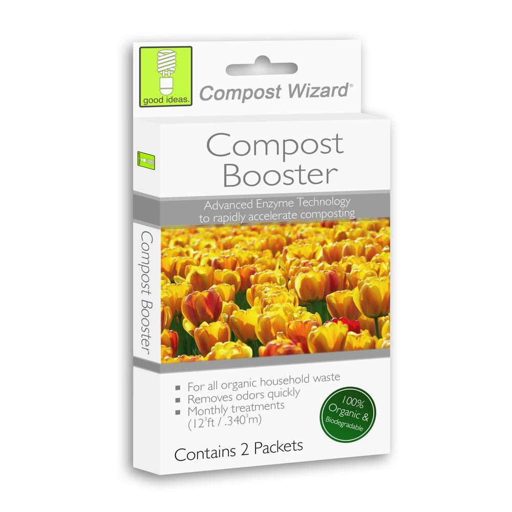 Good Ideas 7 in. Compost Wizard Compost Boost