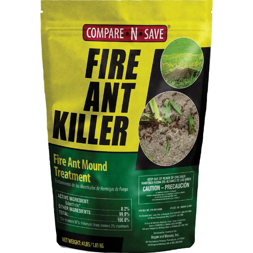 Compare-N-Save 4 lb. Fire Ant Killer Granules