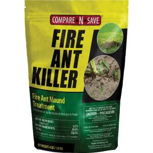 Compare N Save 4 Lb Fire Ant Killer Granules 75332 The