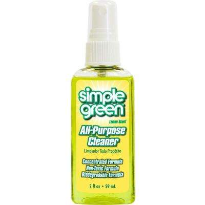 2 oz. Lemon Scent All-Purpose Cleaner with Pump (Case of 48)
