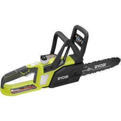 ONE+ 10 in. 18-Volt Lithium-Ion Cordless Chainsaw - Battery and Charger Not Included
