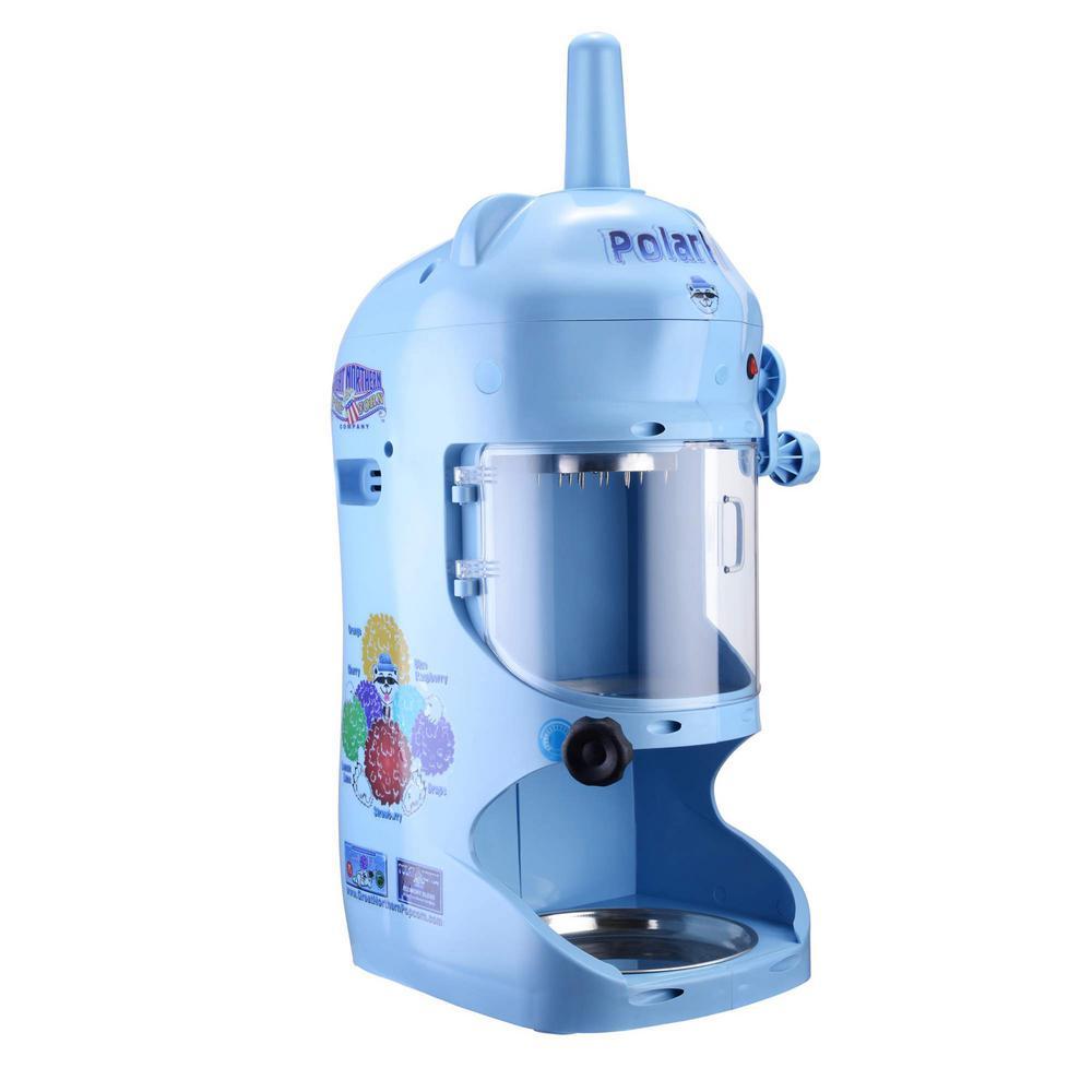 Polar Pal 32 oz. Blue Electric Ice Shaver and Snow Cone Machine