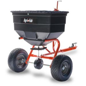 Click here to buy Agri-Fab 175 lb. UTV/ATV Tow Spreader by Agri-Fab.