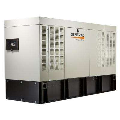 Protector Series 30,000-Watt Liquid Cooled Standby Diesel Generator with Extended Run Tank (120-Volt/240-Volt 3-Phase)