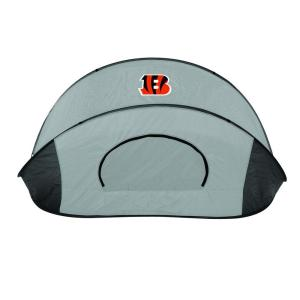 Picnic Time Cincinnati Bengals Manta Sun Shelter Tent by Picnic Time