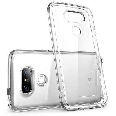 LG G5 Case-Halo Scratch Resistant Case, Clear