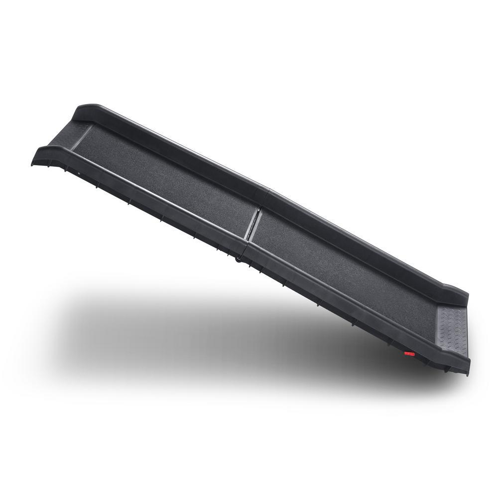 Black Folding Portable Pet Ramp