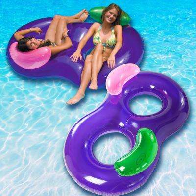 Side By Side Pool Float (2-Pack)